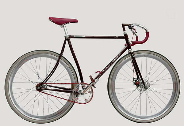 Maserati Fixed Gear Bike