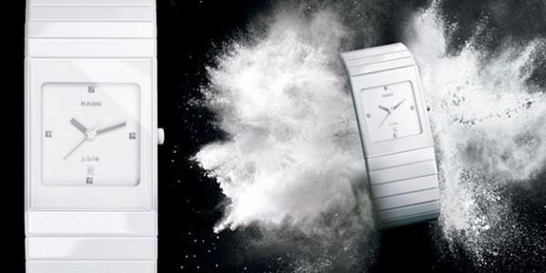 Rado Ceramica White Watch