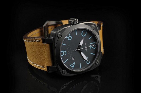 Tsovet SVT AT76 Limited Edition Electric Blue 1 Tsovet SVT AT76 Electric Blue