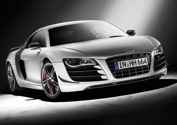 audi r8 gt 4 Autolust: The Top 10 Luxury Cars of 2010
