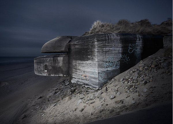 Abandoned WW2 Bunkers by Jonathan Andrew 1 Abandoned WW2 Bunkers by Jonathan Andrew