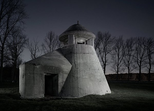 Abandoned WW2 Bunkers by Jonathan Andrew 2