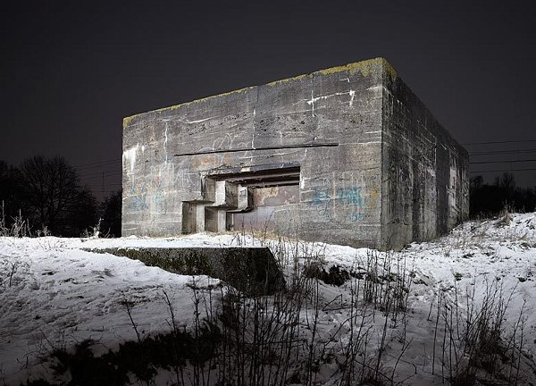 Abandoned WW2 Bunkers by Jonathan Andrew 4
