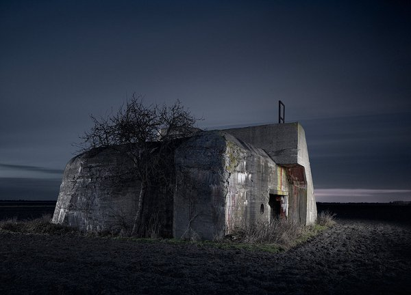 Abandoned WW2 Bunkers by Jonathan Andrew 6