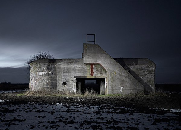 Abandoned WW2 Bunkers by Jonathan Andrew 7