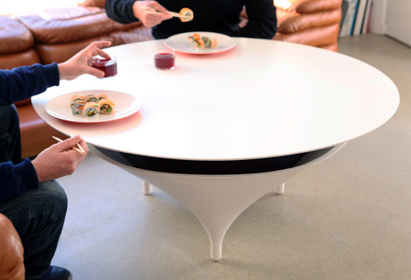 Acoustable Coffee Table Sound System 3