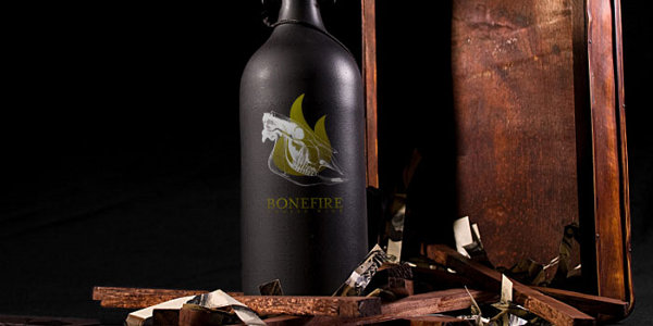 Bonfire Wine Packaging 1