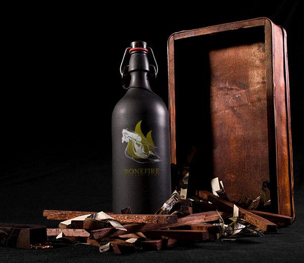 Bonfire Wine Packaging 2