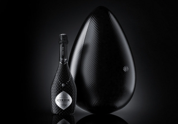 Colier Sparkling Wine Packaging 1