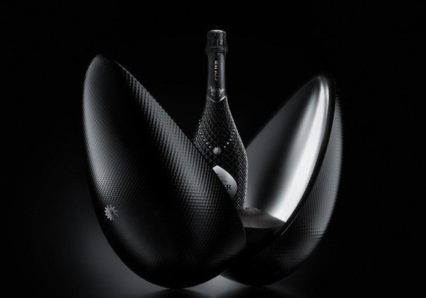 Colier Sparkling Wine Packaging 2