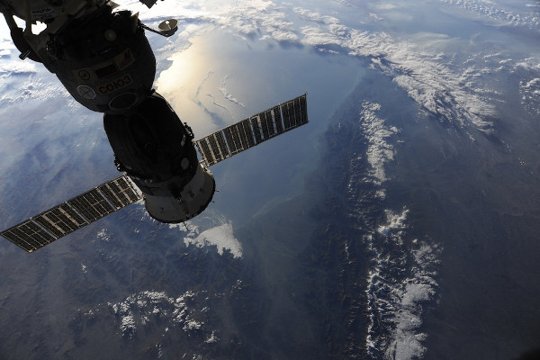 Earth From Above – The View from the ISS 13