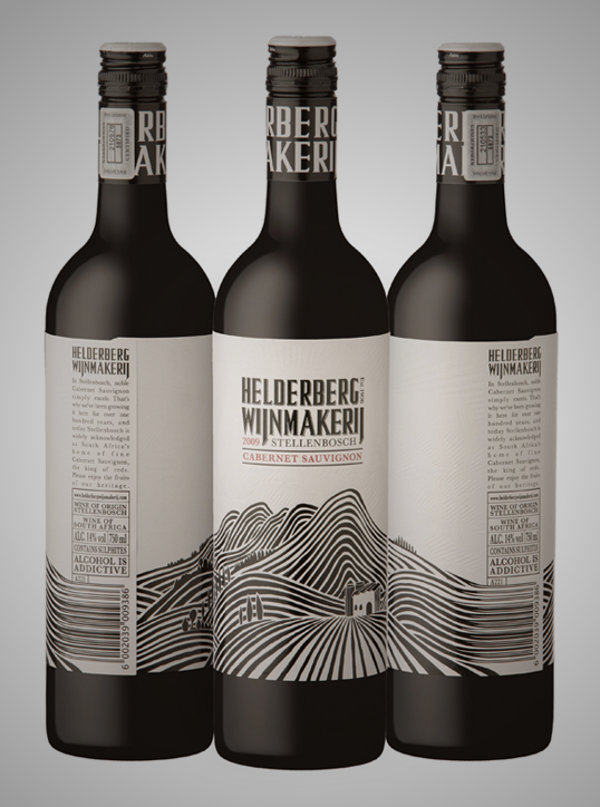 The Design of Wine: 30 Brilliant Wine Packaging Designs