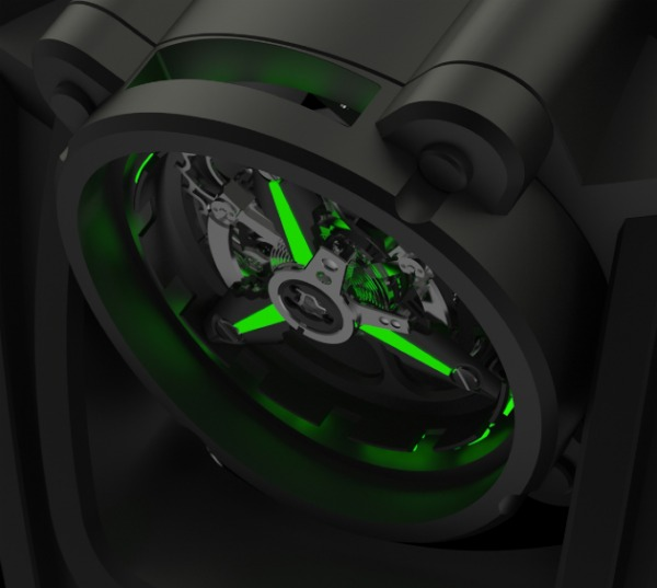 Hublot La Clé Du Temps Watch 2 Hublot La Clé Du Temps Watch