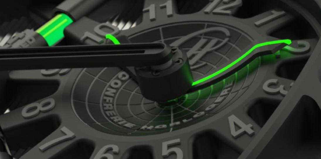 Hublot La Clé Du Temps Watch