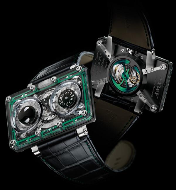 MBF HM2 SV Watch 1 MB&F HM2 SV Watch
