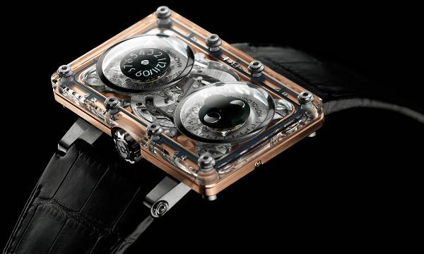MBF HM2 SV Watch 4 MB&F HM2 SV Watch