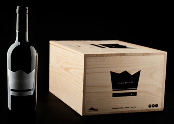 Naked King Wine Packaging 1