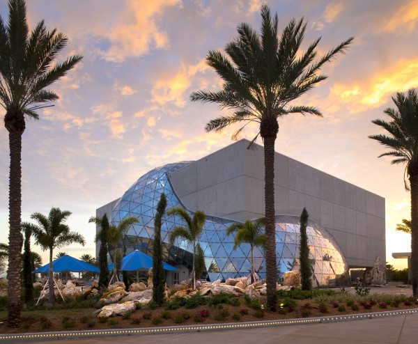 Salvadore Dali Museum St Petersburg Florida 7