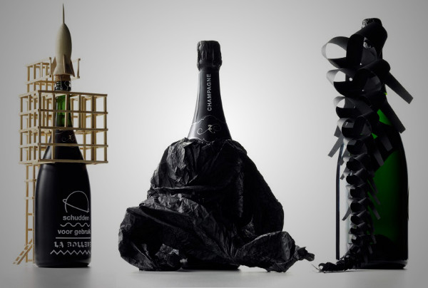 Zarb Bizarre Champagne Packaging 6 Zarb Bizarre Champagne Packaging