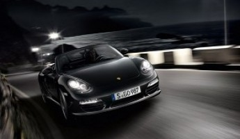 2012 Porsche Boxter S Black Edition