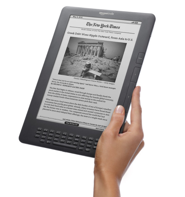 Amazon Kindle DX Graphite