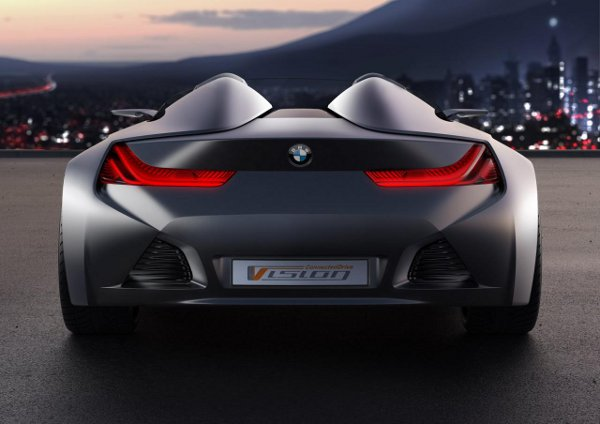 BMW Vision Connected Drive Concept 1 BMW Vision Connected Drive Concept