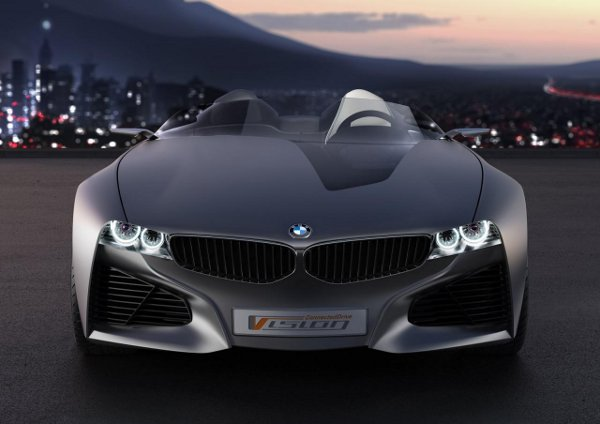 BMW Vision Connected Drive Concept 5 BMW Vision Connected Drive Concept