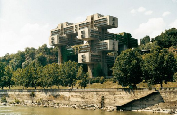 Cosmic Communist Constructions Photographed by Frederic Chaubin 1
