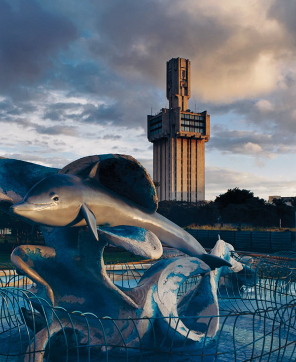 Cosmic Communist Constructions Photographed by Frederic Chaubin 3