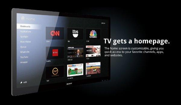 Logitech Revue with Google TV