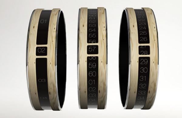 Revolve Watch Bracelet by Podvaal 1 Revolve Watch Bracelet by Podvaal
