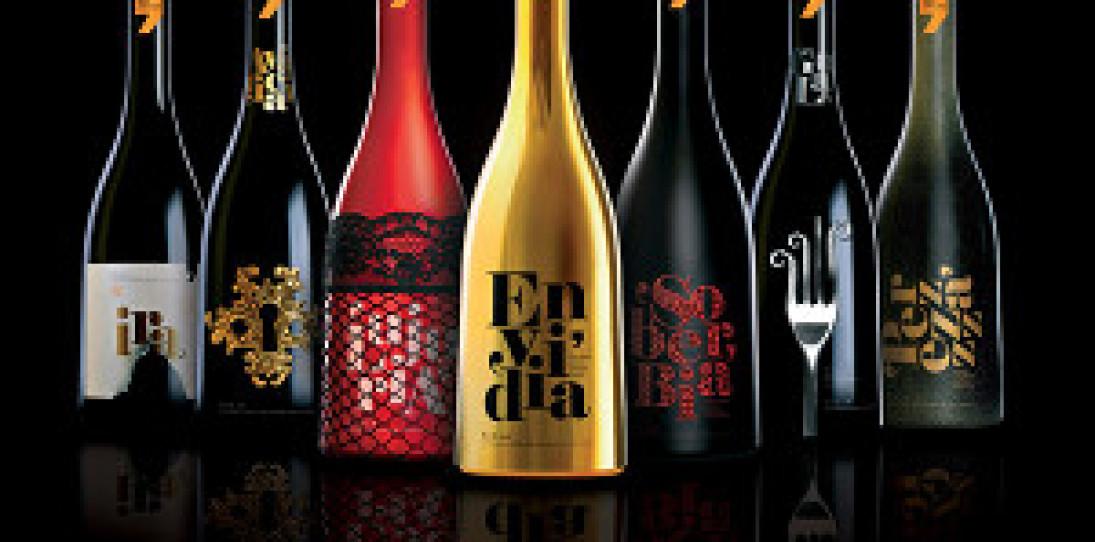 Seven Deadly Sins Wine