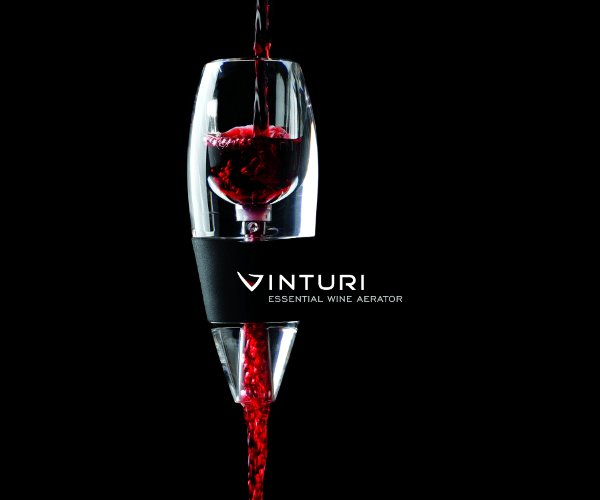 Vinturi Wine Aerator 1 Decadent by Design: 10 Simple Steps to a More Enriched Life