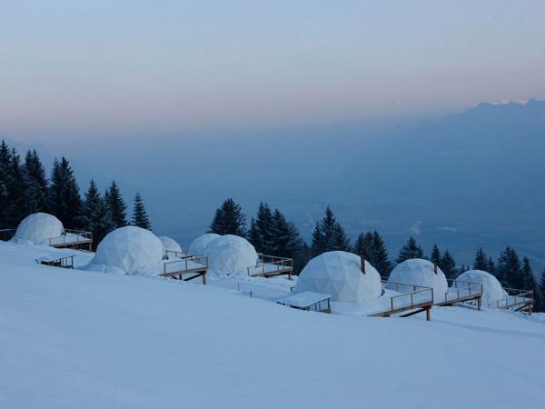 WhitePod Alpine Ski Resort 3 WhitePod Alpine Ski Resort