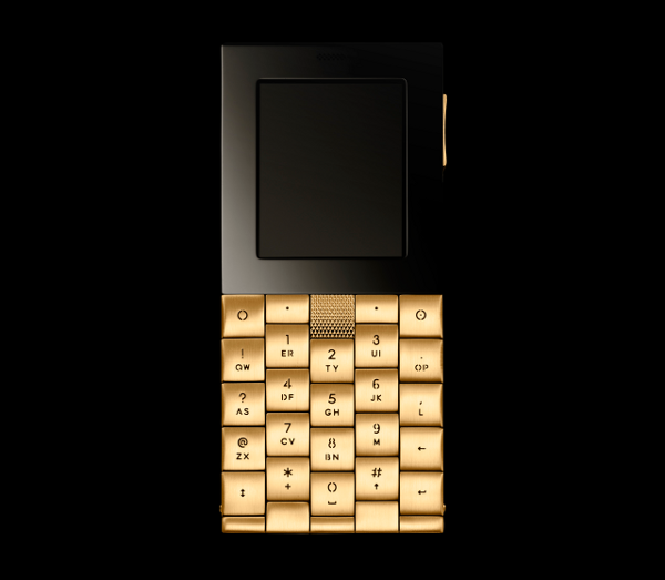 Aesir Copenhagen Luxury Phone by Yves Behar 1 Aesir Copenhagen Luxury Phone by Yves Behar