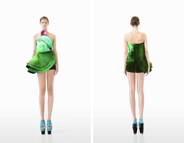 Amazing Fashion of Setareh Mohtarez 11 Brightness Dawn by Setareh Mohtarez