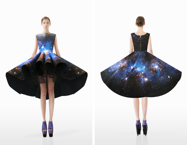 Amazing Fashion of Setareh Mohtarez 6 Brightness Dawn by Setareh Mohtarez