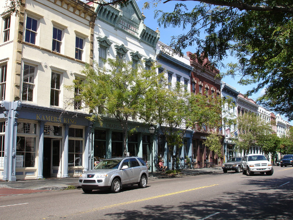 Charleston South Carolina 1 10 Low Cost, High Culture Escapes for the Creative Traveler