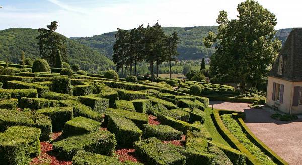 Gardens of Marqueyssac 4