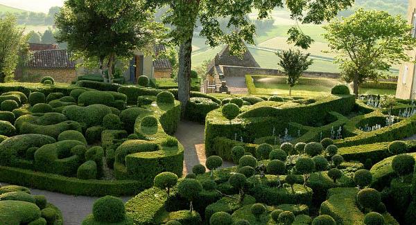 Gardens of Marqueyssac 5