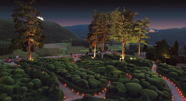 Gardens of Marqueyssac 8