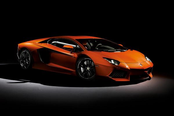 Lamborghini Aventador 1 Lamborghini Aventador