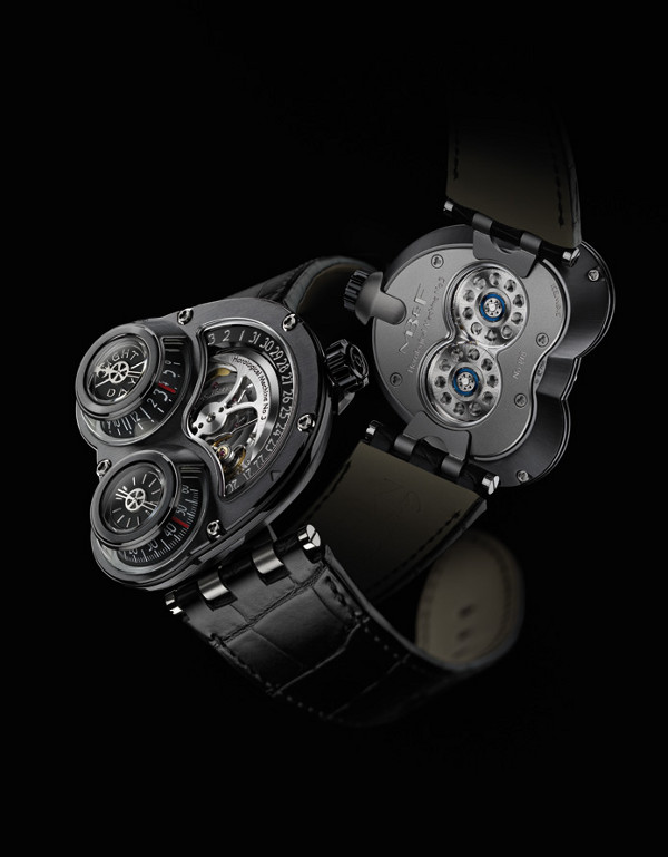 MBF Rebel Watch 1 MB&F Rebel Watch