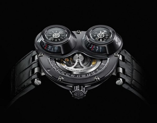 MBF Rebel Watch 2 MB&F Rebel Watch