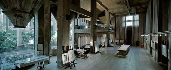 Ricardo Bofill Concrete Factory Home 3