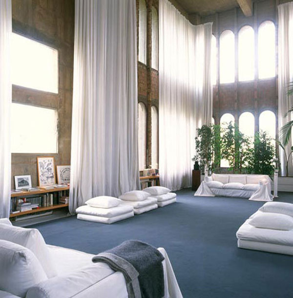 Ricardo Bofill Concrete Factory Home 4
