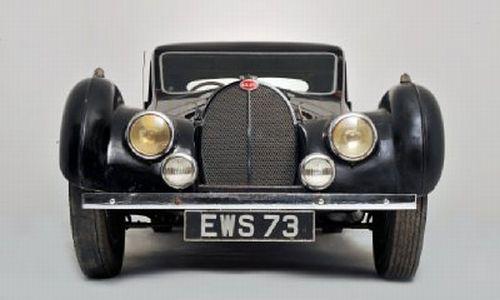 1937 Bugatti Type 57S Atalante 2