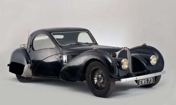 1937 Bugatti Type 57S Atalante 3