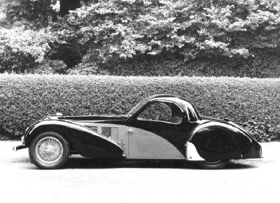 1937 Bugatti Type 57S Atalante 5