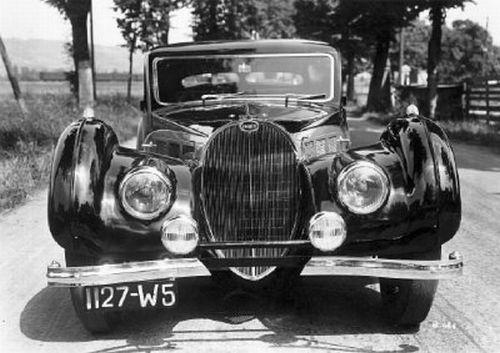 1937 Bugatti Type 57S Atalante 6